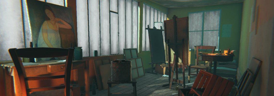 Realtà Virtuale Tate Gallery Modigliani
