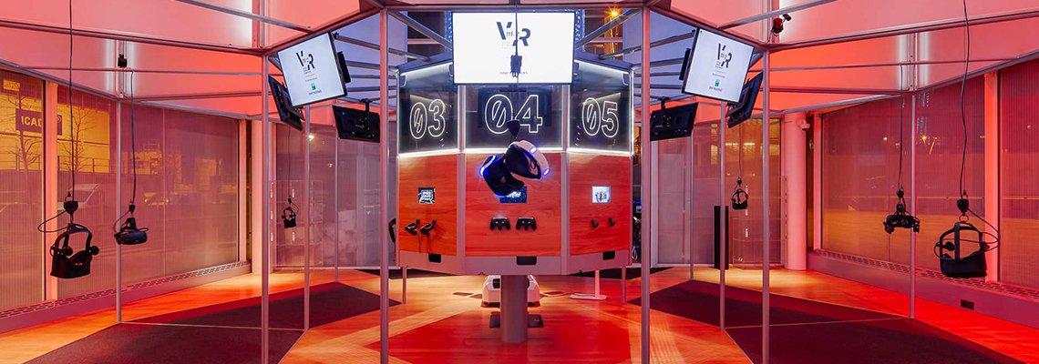 Realtà Virtuale mk2 parigi