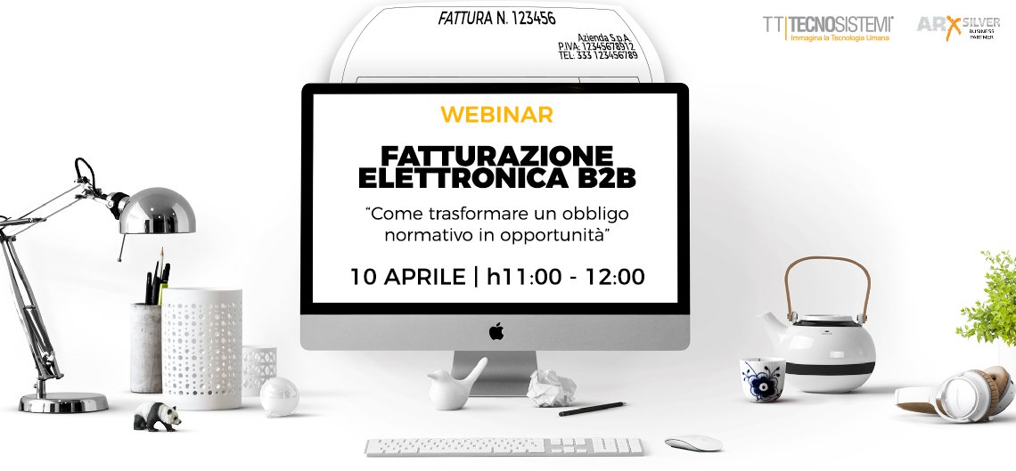 Fatturazione Elettronica B2B Webinar