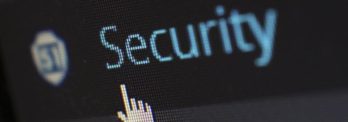 GDPR sicurezza